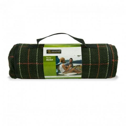 Highlander - Picnic Blanket - Carry Handle